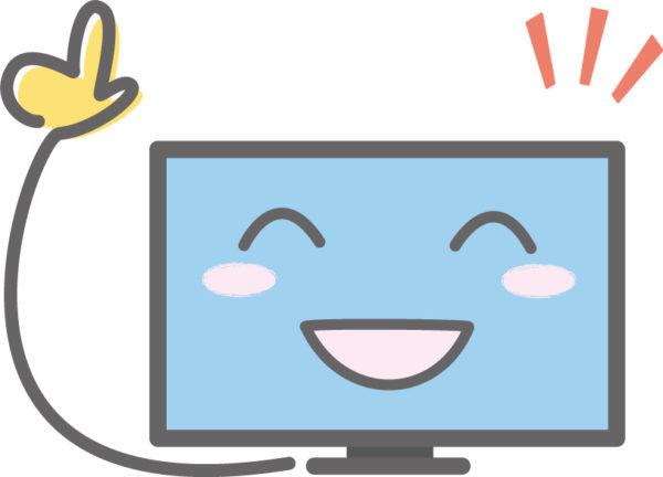 キャラクター テレビ